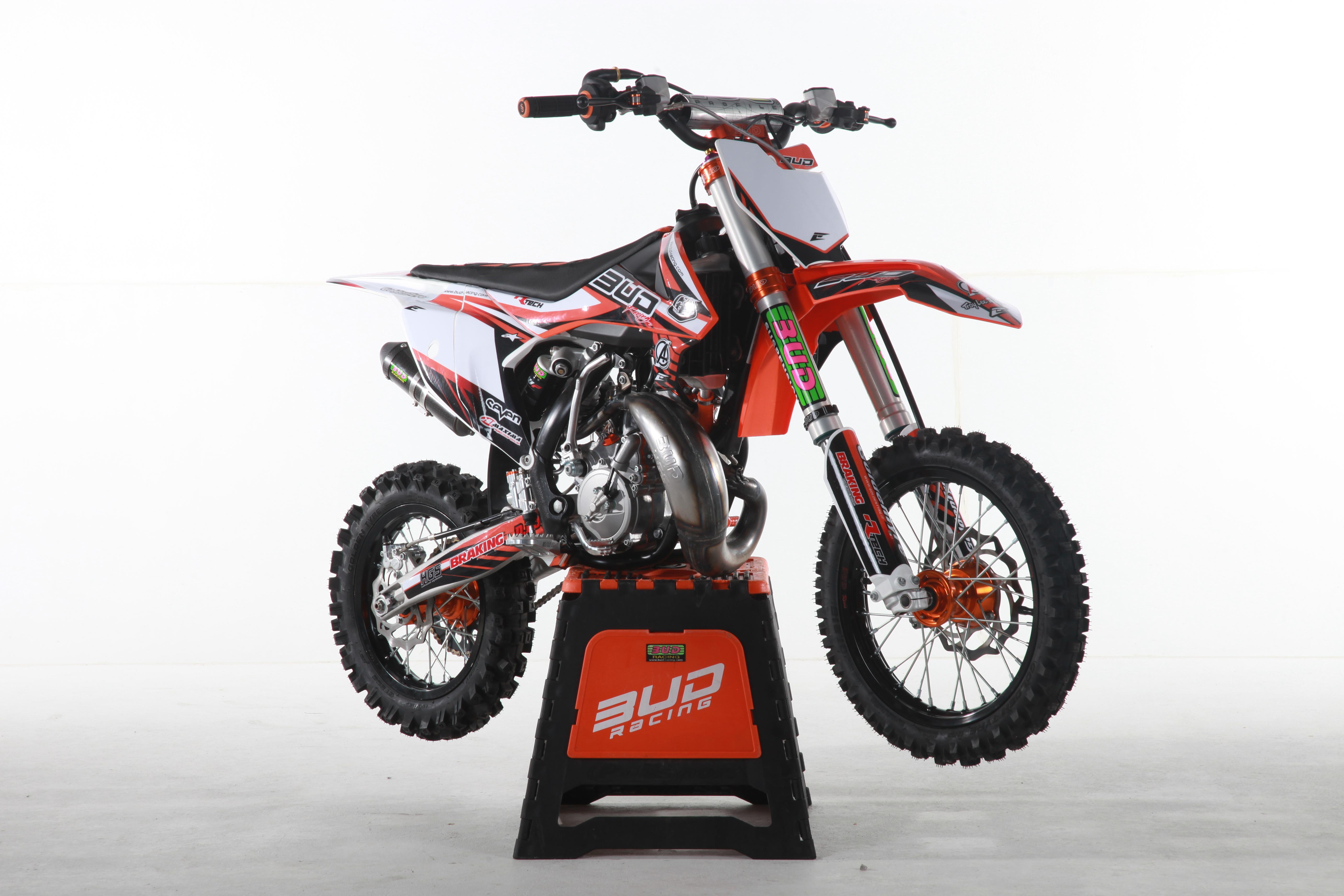 65 SX 2016 Bud Racing - Bud Racing USA