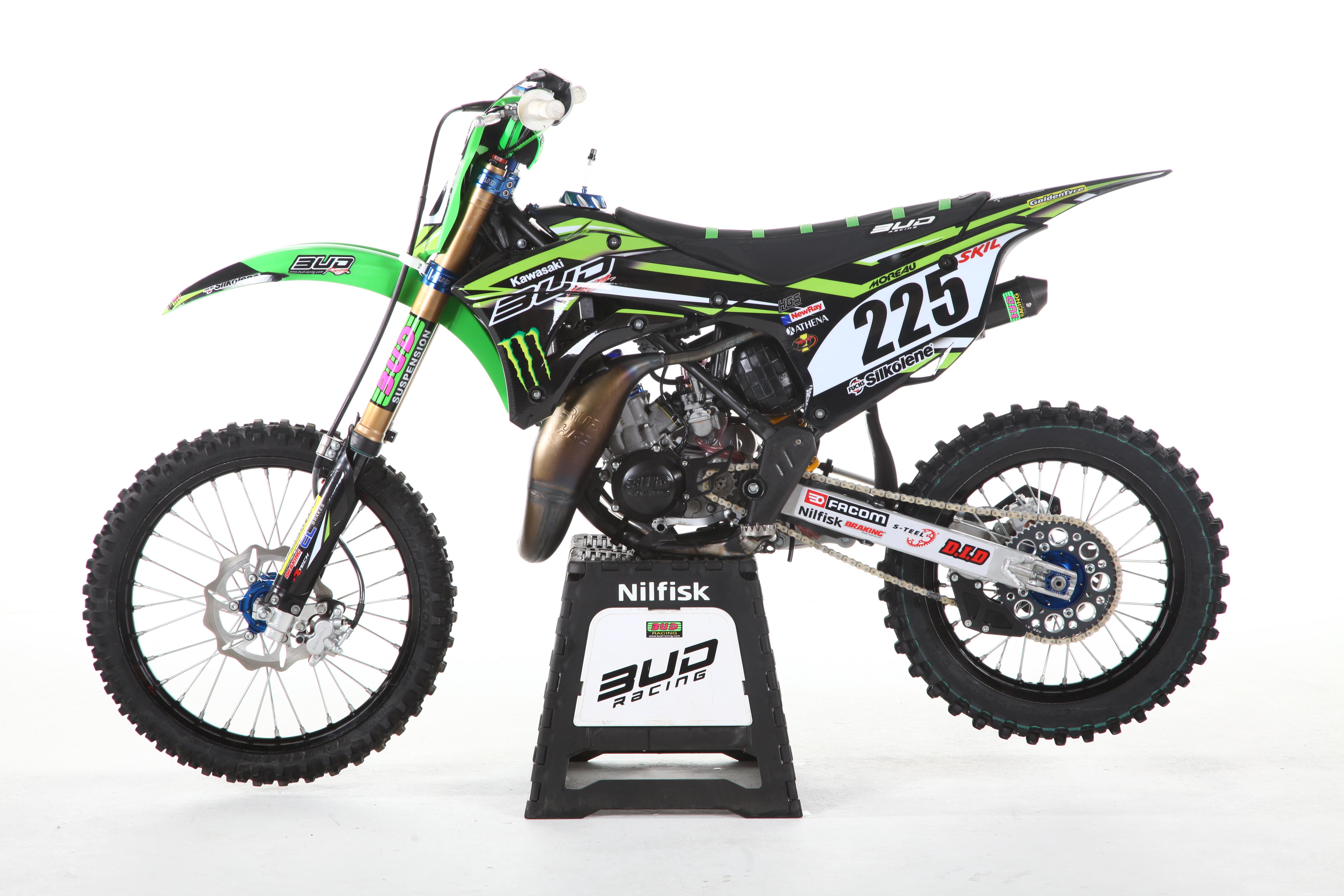 85 KX 15 GB - Bud Racing USA